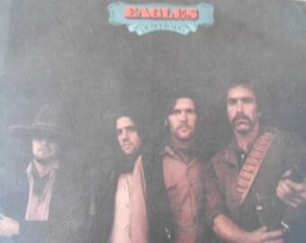 The Eagles - Desperado - vinyl record
