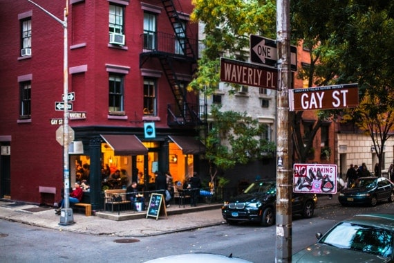 Image result for gay street nyc