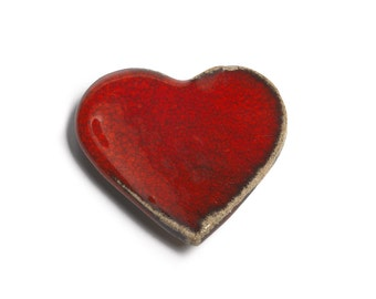 Ceramic Heart Shaped Magnet