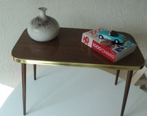 sixties formica coffee table SALE