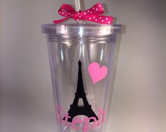 Paris tumbler