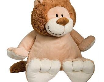 Personalized Stuffed Animal-Lion