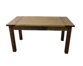Rustic Hand crafted Farmhouse / Harvest Table