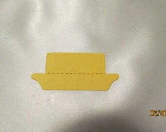 butter die cuts