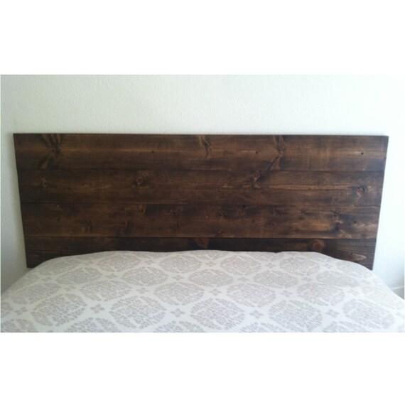 Queen Headboard Bedroom Furniture Wood By Maverickindustrial