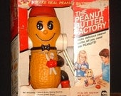 The Peanut Butter Factory – Circa 1987 – A R C 227 - Original Box – Original Instructions – Vintage