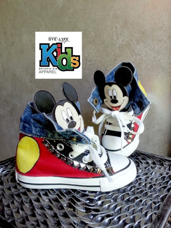 Boys Converse Tennis Shoe
