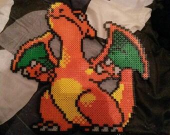 Charizard Pixel Art