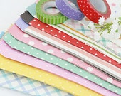 50 Cute Paper Bags Great colors Patterns for all occasions