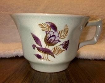 Adams England Calyx Ware Teacup