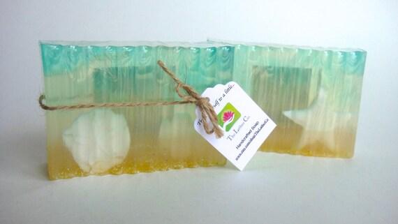 Beach soap bobbi brown beach type scent handmade by for Bobbi brown beach soap