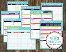 Finance Binder Collection