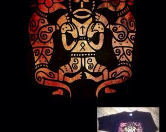 Warrior Rune T Shirt