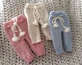 Knit Newborn Pants