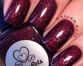 Paquita by Prettypots Polish - Core Collection - 12ml Handmixed Glitter Aussie Indie Nail Polish