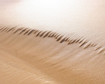 the sand. The summer, photography, holidays and travel. in Sicily, fine art print. Photo Print.