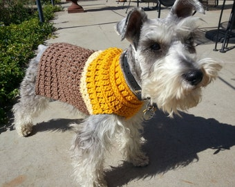 FY.103 - Comfy Cozy Dog Sweater