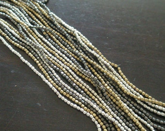one line long necklace
