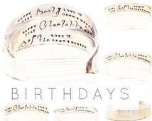 Womens Birthday Gift   Womens gift   Birthday Gift   18th   21st   30th   40th   50th Birthday   Birthday Gifts for Women   Quote Jewelry