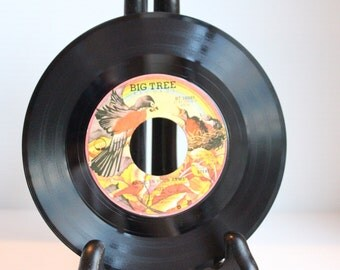 HOT Album, Vintage 45 album, vintage record, retro music,Angel in Your Arms and Just Cause I'm Guilty,vintage Big Tree Records,vintage sound