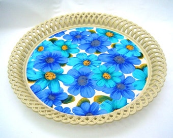 Retro plastic tray Dialene Better Maid England