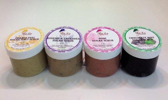 oz Rosehip & Lavender, Chocolate Mint, Rose, Orange Peel, sugar and ...