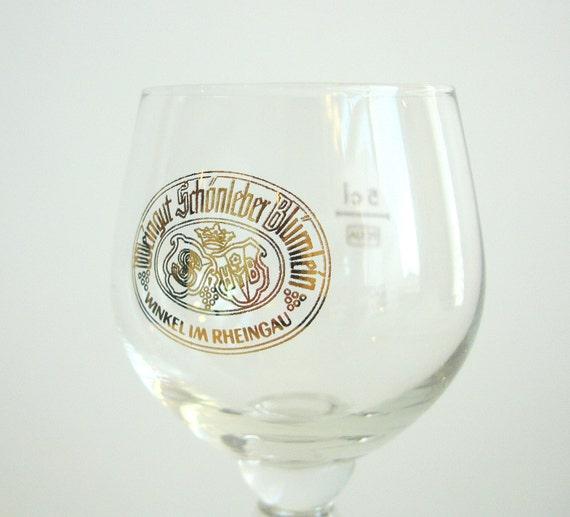 German Wine Taster Small Wine Tasting Glass By