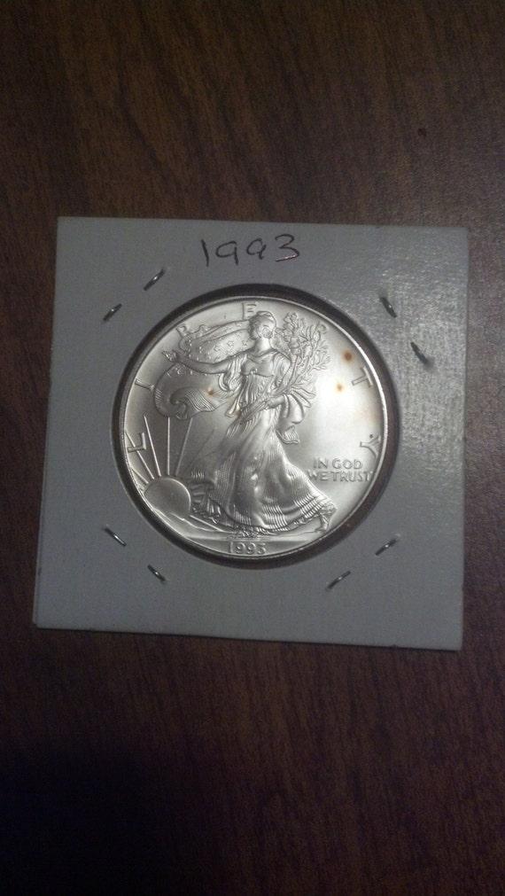 1993 SILVER BULLION Special  Price