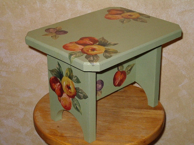 Rectangular Decorative Step Stool In Green With Decoupage. Mexican Style Kitchen Decor. Surfboard Decor. High End Home Decor. Cottage Home Decor. Decorative Light Covers. Decorate Your Phone. Rooms To Go Entertainment Centers. String Lights For Room