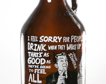 RAT PACK Growler 64 oz.