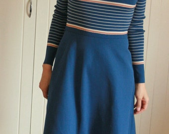 Vintage 1960's Stripe Dress
