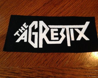 The Agrestix Punk Patch