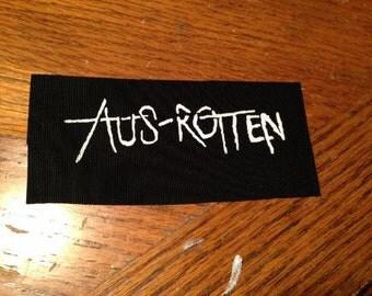 Aus-Rotten Punk Patch