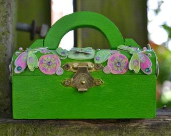 Woodland Treasure Box