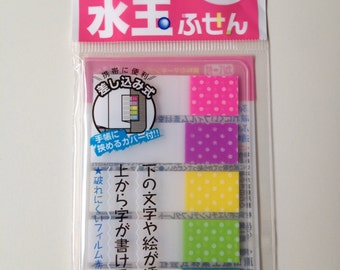 """Bookmarks of pages """"Dots"""""""
