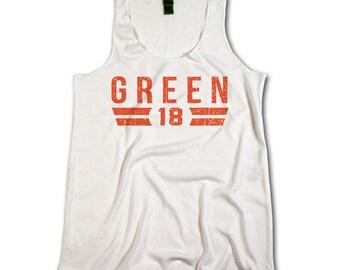A.J. Green Officially Licensed NFLPA Cincinnati Women's Tank Top S-XL A.J. Green Font O