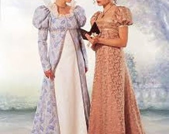 Regency Pride and Prejudice Jane Austen Dress