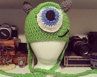Character Hat Alien.