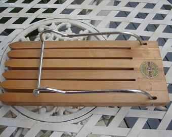 Great 1930s Slacks Hanger