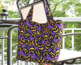 Halloween Trick or Treat Bag