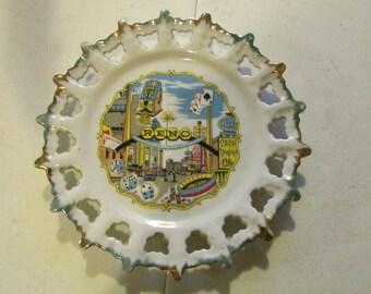 Reno Vintage Wall Plate
