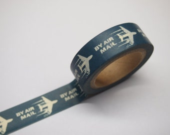 Washi Tape - Air Mail (10M)  T46