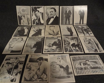The Man from U.N.C.L.E trading cards