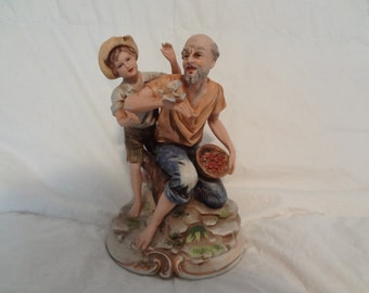 Ardco Ceramic Porcelain Figurine