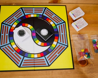TCM Board Game. The board game for acupuncture students!