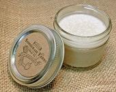 Pit Paste: Lavender Tea Tree Natural Deodorant Cream in 4-oz. Mason Jar