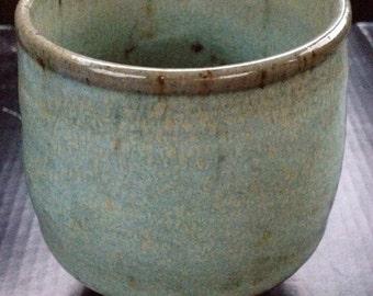 Clay Pottery Glazed Mug