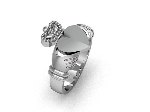 claddagh ring sterling silver s claddagh by