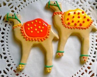 Gourmet Dog Treats: Homemade Camel Dog Cookies