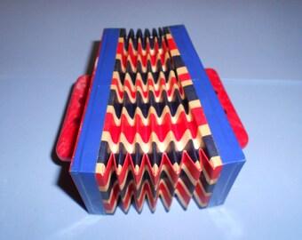Child's Accordian Toy Instrument